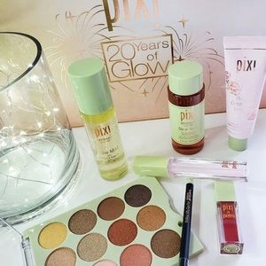 🤩Pixi Petra 20 years of beauty PR PACKAGE🥳